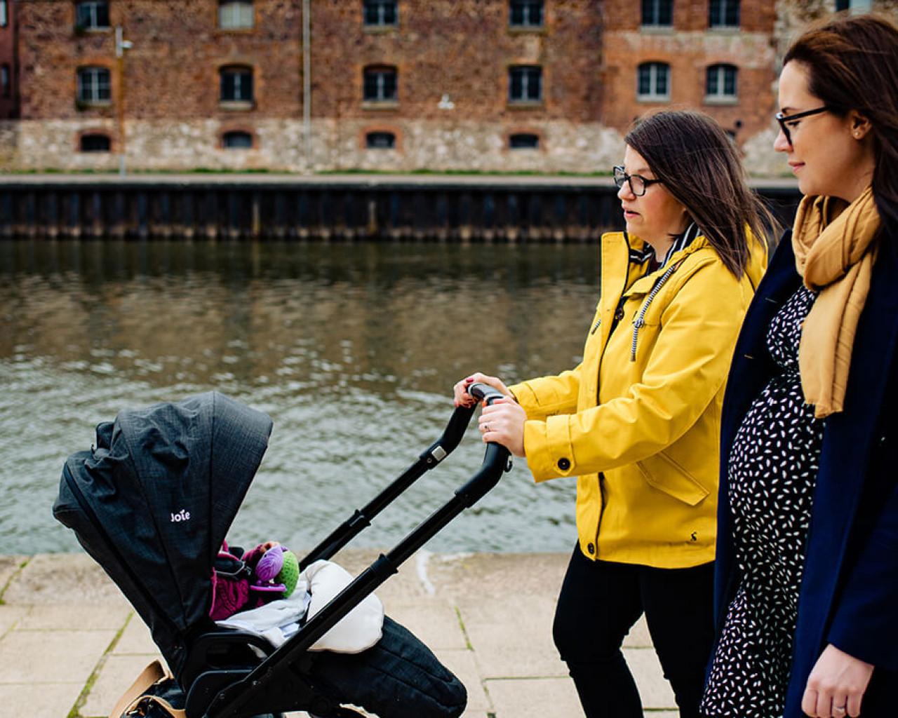 TALKWORKS Wellbeing for Parenthood workshops